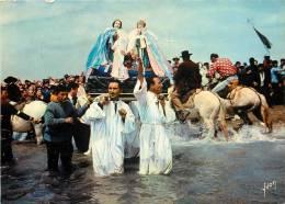 LES SAINTES MARIES DE LA MER LE PELERINAGE DES GITANS - Saintes Maries De La Mer