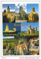43.- 63. Eglises Romanes D'Auvergne.issoire, Brioude,st Nectaire, Orcival,ennezat.... - Churches & Convents
