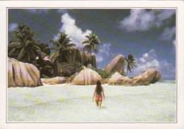 Seychelles,L'Anse Royale, The Breakwater, Editeur:Edito-Service S.A.,Imprimé En C.E., - Seychellen