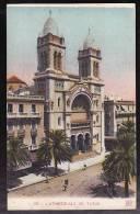 TUNIS -  La Cathédrale   -  (1927) - Túnez