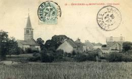 ASNIERES EN MONTAGNE - CÔTE D'OR (21) - PEU COURANTE CPA. - Autres Communes