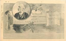 Affaire DREYFUS : Le Sénateur Scheuer Kestner Et L'idée De Révision. Dos Simple.  2 Scans. Edition Sternfeld - Satiriques