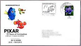 25 AÑOS PIXAR - DISNEY - NEMO. BZ53 Bonn 2012 - Film