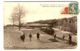 Environ De Sées - Carrières De Fontaine Riante. Explotation DOUCET Et LEBAILLY - Zonder Classificatie