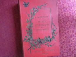 SUISSE HISTORIQUE ET LEGENDAIRE -- 1888 - G DE MERVILLE - VOIR PHOTOS - Libros, Revistas, Cómics