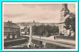 "★★ TROMSØ ★★ TROMSØ RICHARD With STATUE & CHURCH. Ca 1920"" ★★ - Noruega"