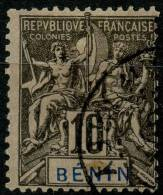 Benin (1894) N 37 (o)