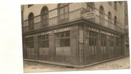 35/Saint Malo -Hotel Régina 11rue J Thomas -Devanture - Saint Malo