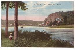 Wépion - La Meuse Vers Fooz - Namur