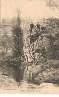 COURS ( 69 ) - Rocher De Valissant - France