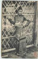 LAOS  -  Femme D'un Chef Kilas, Région Des Hao Panh - Laos