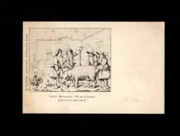 22 - Scènes Bretonnes - On Tue Le Cochon - Laza A Rer Ar Penn-moc'h - Non Classés