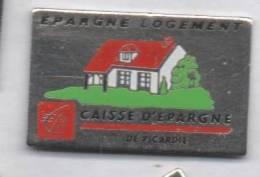 Banque , Caisse D'Epargne De Picardie - Banken