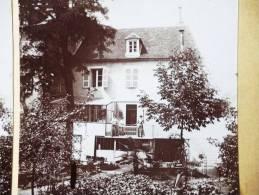 PHOTOGRAPHIE STEREO 1908 : MONTLUCON LA MAISON MOMBRAUD 03 ALLIER - Photographs