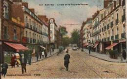 NANTES LE BAS DE LA ROUTE DE RENNES LOIRE ATLANTIQUE - Nantes