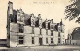 37 Athée, Chateau De Nitray - France