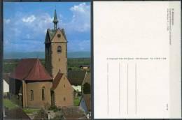 Ak Deutschland - Vogtsburg-Niederrotweil - St. Michaelskirche,church,Egl Ise - Kirchen U. Kathedralen