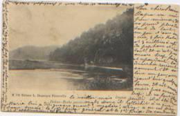 Belgique, Dohan La Roche Percée, Editions Duparque N133, Circulé En 1902, Carte Précurseur - Bouillon