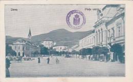 02532 DEVA Piata Unirii - Roemenië