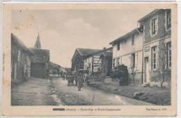 51 // ARGERS   Petite Rue Et Ecole Communale - Other Municipalities