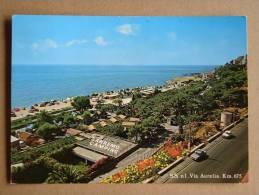 Im1105)  San Remo - Camping Bungalow - Imperia