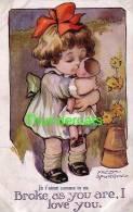 CPA ILLUSTRATEUR DESSIN ENFANT FRED SPURGIN ** ARTIST SIGNED DRAWN CHILD FRED SPURGIN - Spurgin, Fred