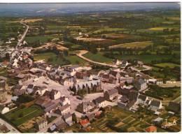 Plonévez-du-Faou..belle Vue Aérienne Du Village - Plonevez-du-Faou