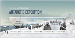 Australian Antarctic A.A.T. 2012 - Cent Expedition Australasian - BF Neuf // Mnh - Ongebruikt