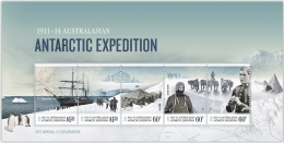 Australian Antarctic A.A.T. 2012 - Cent Expedition Australasian - BF Neuf // Mnh - Nuovi