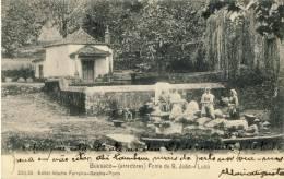 BUSSACO  Arredores Fonte De S João  Luzo  2 Scans  PORTUGAL - Aveiro