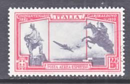 Italy CE 1  (o) - 1900-44 Vittorio Emanuele III