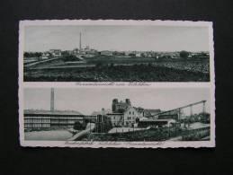 == Magdeburg Eisleben , Fabrik Zuckerfabrik 1937 - Magdeburg