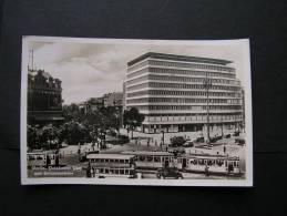 == Berlin , Potsdamer Platz  Strassenbahn Verkehr Autos Hitler Marke 1942 - Mitte