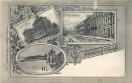 08 CHARLEVILLE MULTI VUES LIBRAIRIE D'ARDENNE EDITION HABERKORN - Charleville