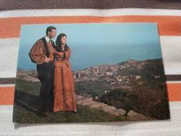BASTIA – « I  MACCHIAGHIOLI » Groupe Folklorique De BASTIA – Couple Corse - Bastia