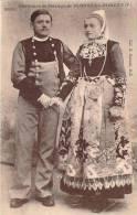 29 - Plonevez-Porzay - Costumes De Mariage - Plonévez-Porzay