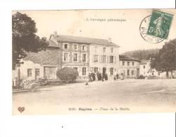 Auvergne Pittoresque  Mayres Place De La Mairie - Sin Clasificación