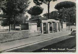CPSM AVERSA-CENTRO PROFUGHI BARACCATO - Aversa