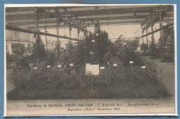 27 - BOURGTHEROULDE --  Pépinières Du Roumois  - OMONT FOUCARD  - J. RAFIN.... - Bourgtheroulde