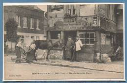 27 - BOURGTHEROULDE --  Maréchalerie HAYS - Bourgtheroulde