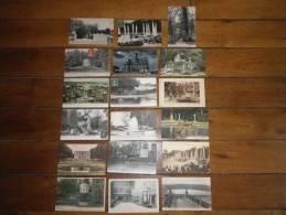 LOT DE 18 CPA DE VERAILLES -78- - Cartoline