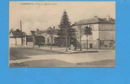 78 ACHERES - Mairie Et écoles - Acheres