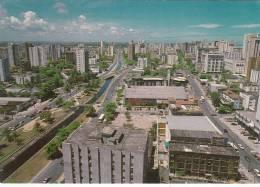 BR25455 Recife Pernamuco Vista Panoramica De Boa Viagem   2 Scans - Recife