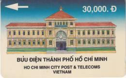 VIETNAM-1VTNA-BUILDING - Vietnam