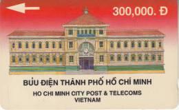 VIETNAM-1VTNB-BUILDING - Vietnam