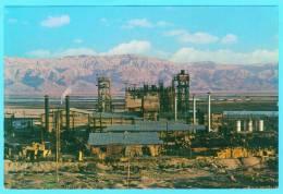 Postcard - Israel, The Dead Sea Works    (V 14544) - Israele