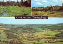 CPM:  ALTENBERG (allemagne):   Grub Aus Dem Osterzgebirge En 1974.      (7488) - Altenberg