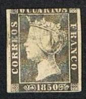 Ed. 1A Isabel II Nuevo Char. (Margen Superior Corto) - Nuevos