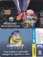 MEXICO - Cinemex/Pepsi, Used - Messico