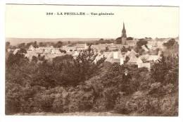 La Feuillée - Vue Générale. - France